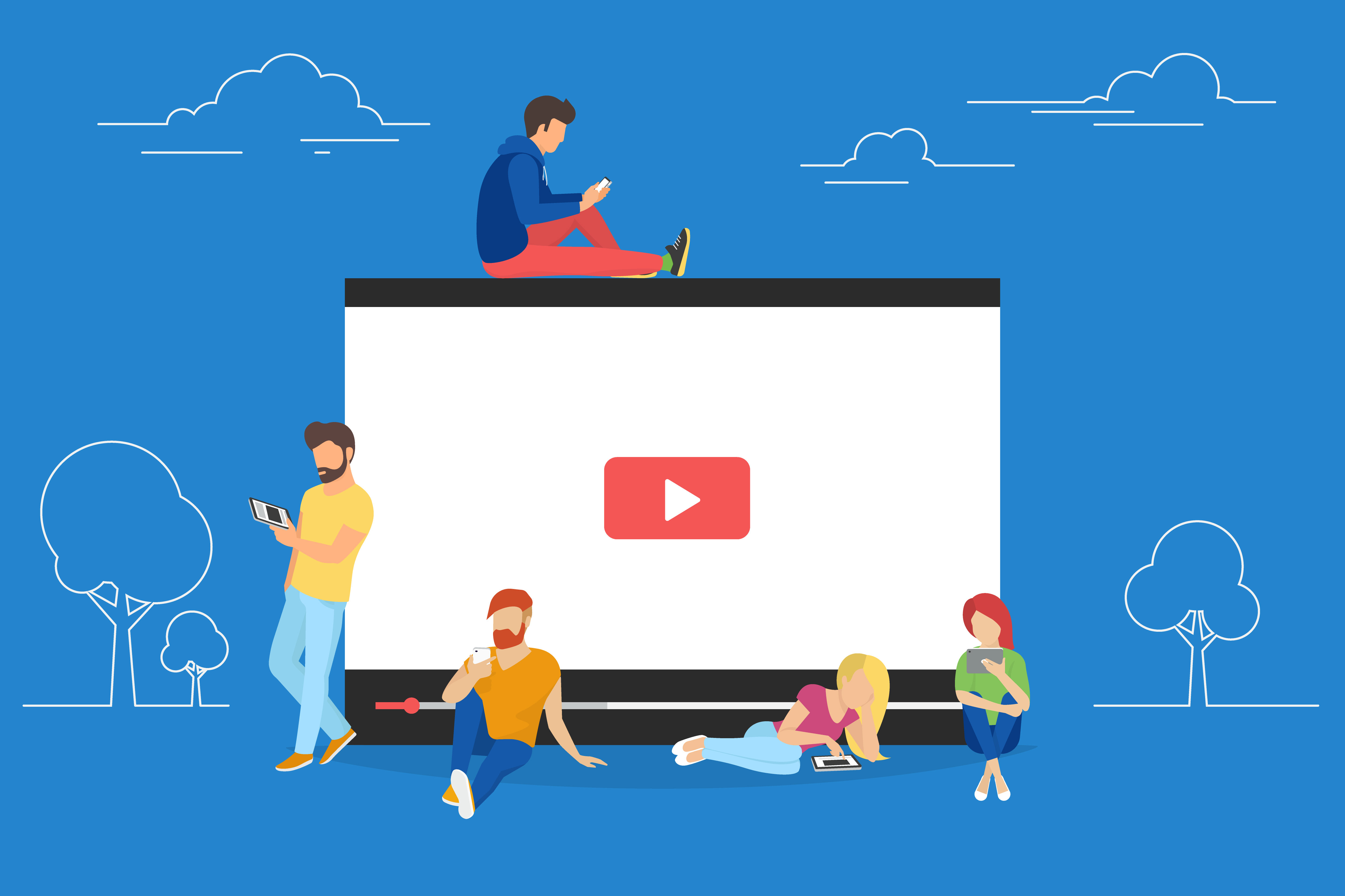 社内でも使える動画の活用法
